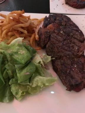 The 'Blue' Steak