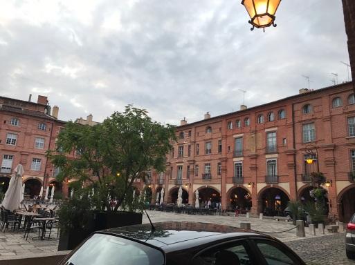 Montauban Square